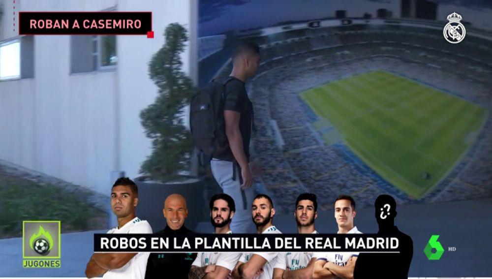 Alarma por los asaltos a casa de futbolistas