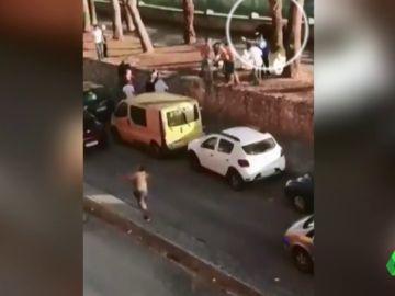 Abaten a tiros a un toro que escapó de la plaza de Algemesí, Valencia