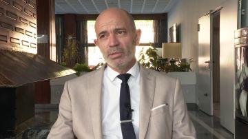 Juanjo Moreno, el abogado de Sergio