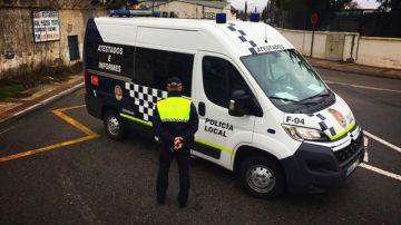 Policía Local de Granada (Archivo)