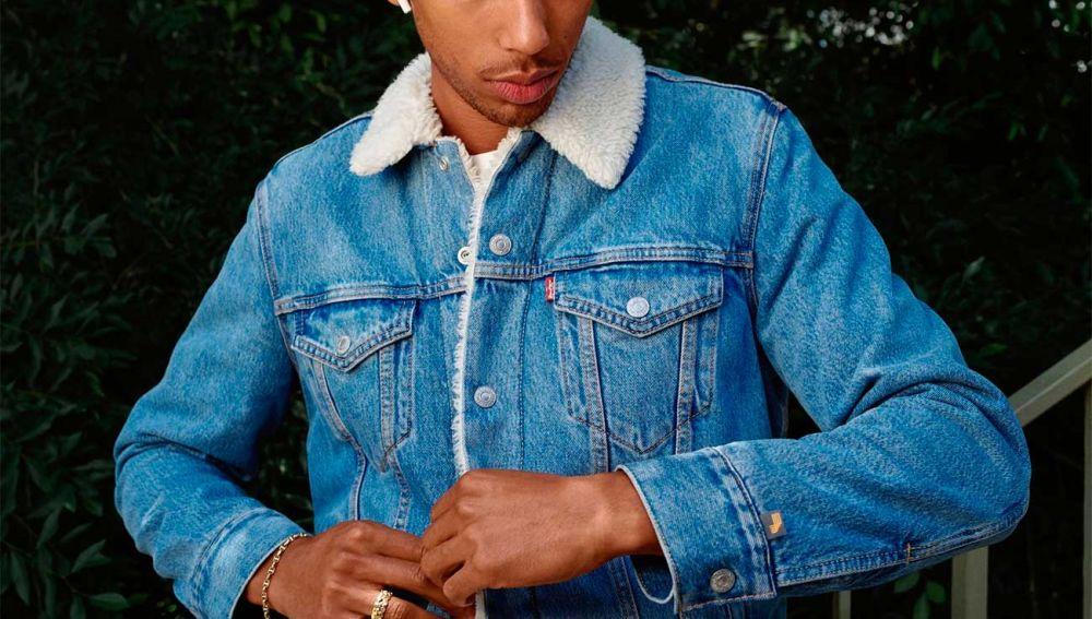 """La cláasica chaqueta estilo """"Sherpa"""" ahora inteligente"""