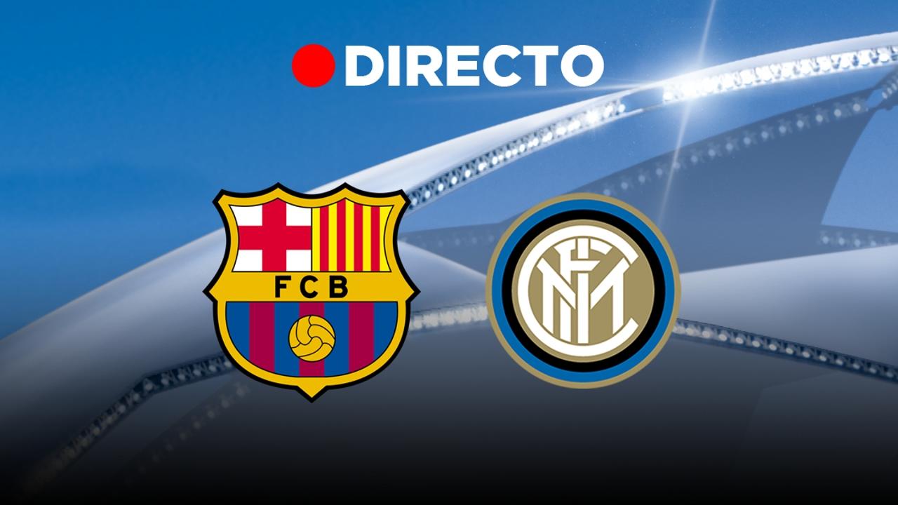 FC Barcelona-Inter de Milán, partido de la Champions League 2019/2020