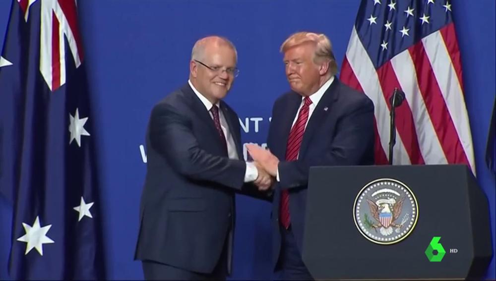 Trump presionó a Australia para conseguir pruebas que desacreditasen la interferencia rusa a su favor en las elecciones