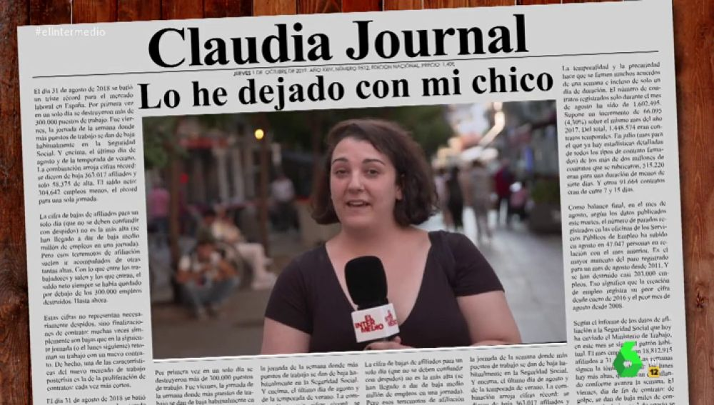 Informe Mensual recoge los titulares de mes de los españoles