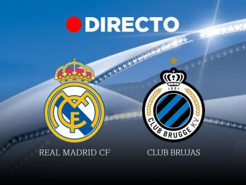 Real Madrid-Brujas, partido de la Champions League 2019/2020