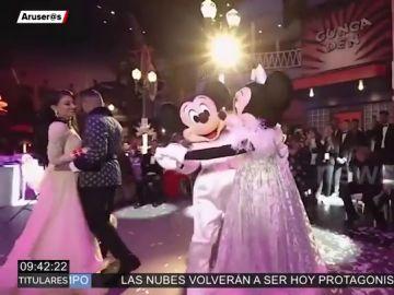 La espectacular boda de Bollywood en Disneyland Paris de cinco millones de euros
