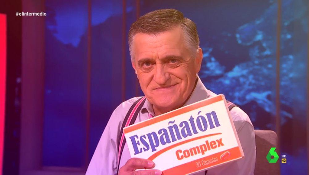 """El remedio de Wyoming para los """"malos patriotas"""": """"Españatón complex te devolverá las ganas de ser español"""""""
