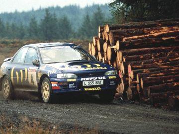 Colin McRae RAC Rally 1994