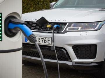 Land Rover eléctrico