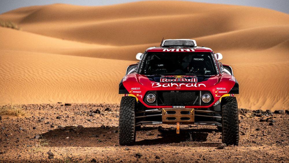 MINI JCW Buggy Dakar 2020