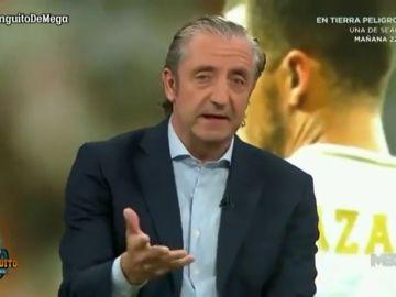 """Josep Pedrerol, duro sobre la situación del Real Madrid: """"Hay tantas cosas que no funcionan..."""""""
