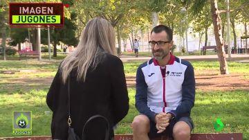 'Jugones' entrevista a Chuso García Bragado: 49 años y clasificado para sus octavos JJOO