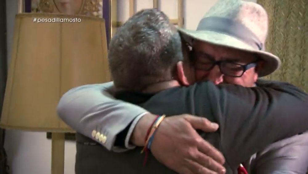 """El gesto de Chicote con la reforma del 'Mosto Tejero' que hace llorar de emoción a Juanete: """"Nunca me había pasado esto en mi vida"""""""