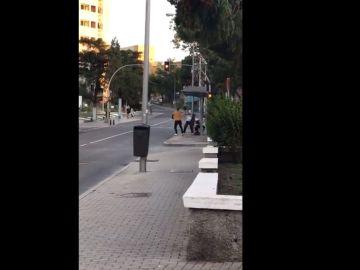Agresión racista en Hortaleza, Madrid