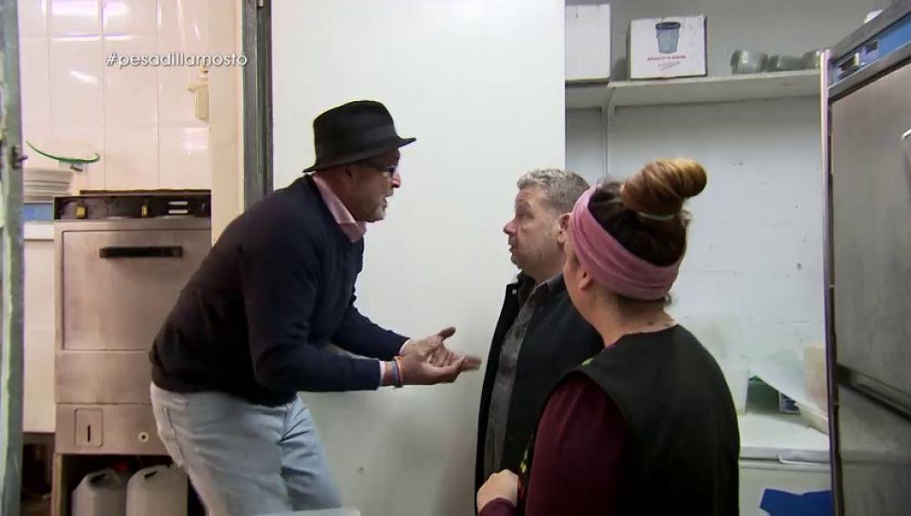 """Juanete se desmarca del 'atentado' de meter las ollas en la nevera: """"Yo no soy cocinero, soy agricultor"""""""
