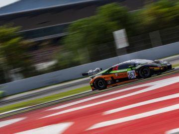 Albert Costa Lamborghini Blancpain 2019