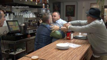 """El momento más delirante de Pesadilla en la cocina: la pelea entre Marco y Antonio """"como dos verracos"""""""