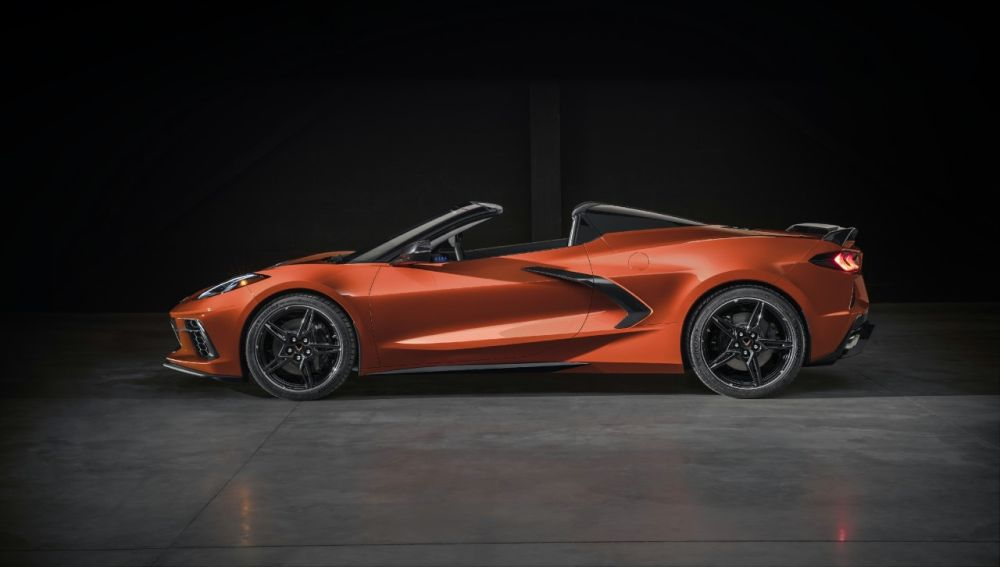 Corvette Stingray 2020 Convertible