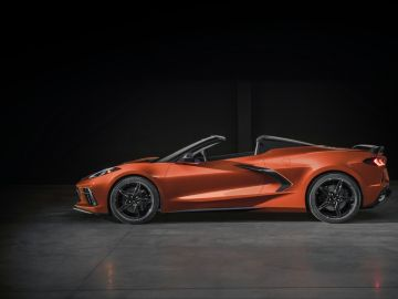 Corvette Stingray 2020 Convertible