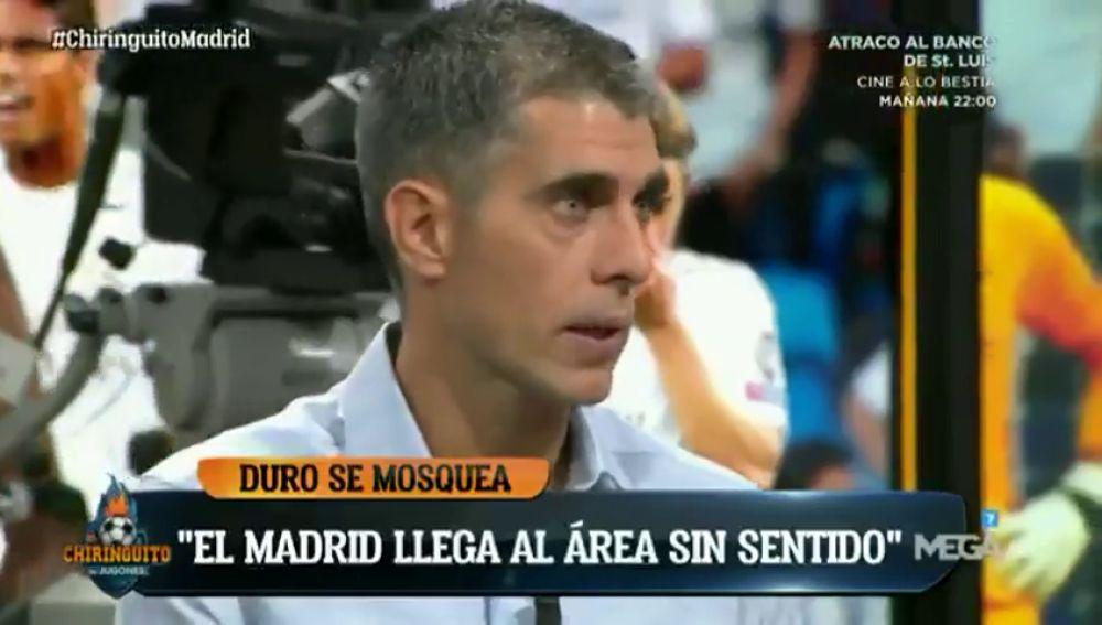 José Luis Sánchez pide cambios a Zidane y da nombres