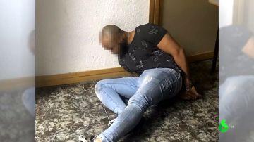 El pandillero detenido en Madrid