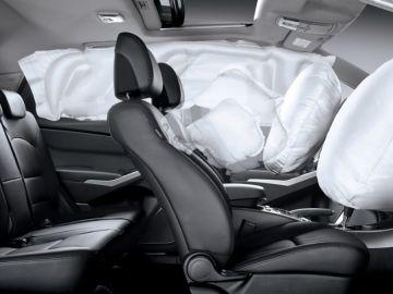 Tipos de airbags
