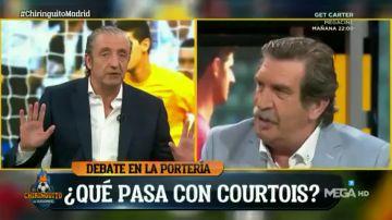 """Iñaki Cano da detalles sobre el estado de Courtois: """"Tiene una crisis mental importante"""""""