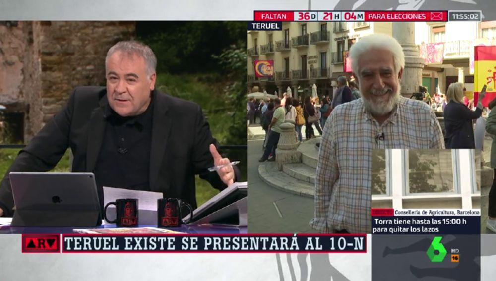 La plataforma Teruel Existe se presentará a las elecciones del 10N