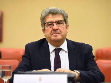 El magistrado José Ricardo de Prada