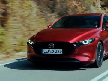 Mazda 3 Skyactiv X