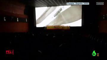España 2000 boicotea una proyección de la película de Amenábar en Valencia