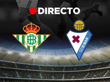 Betis-Eibar, partido de la jornada 8 de LaLiga