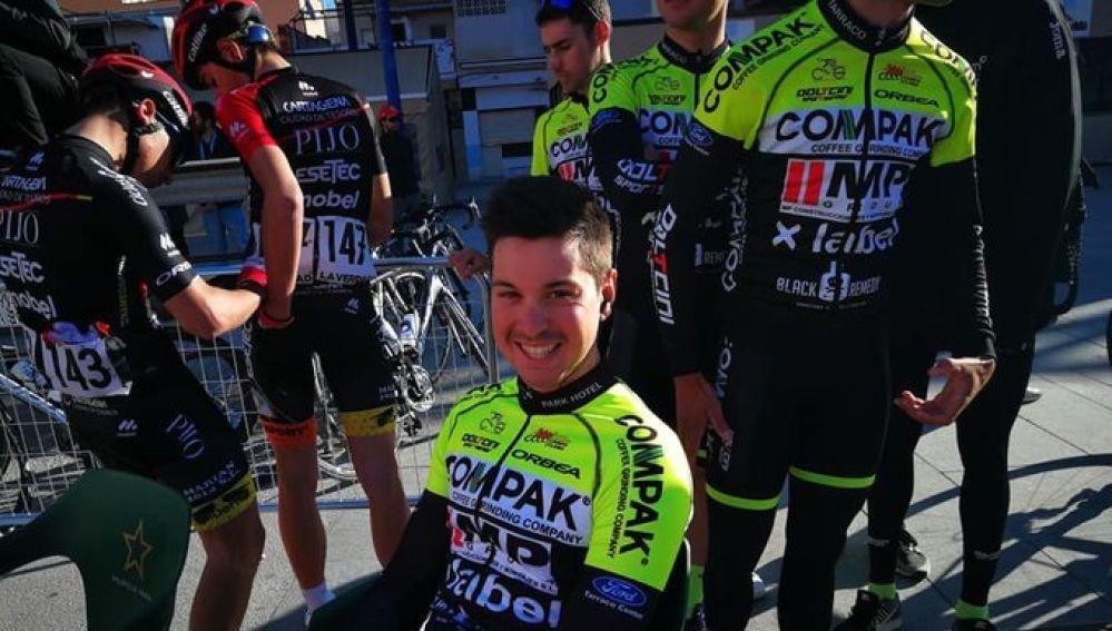 El ciclista Modest Capell