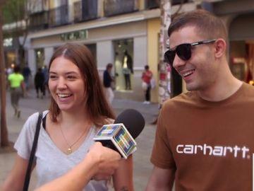 ¿Cuándo comienzan las parejas a llamarse 'novios'? ¿hay que ser fiel?: los españoles se confiesan a Zapeando
