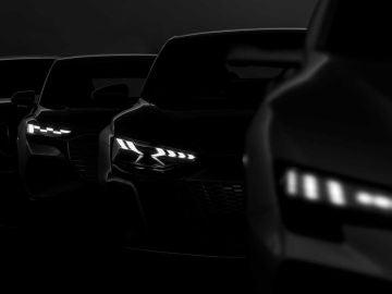 Teaser Audi concept eléctrico