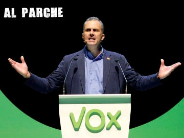 El Secretario General de Vox, Javier Ortega Smith