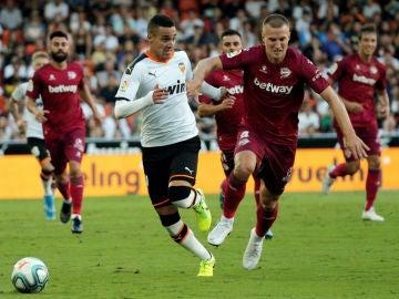 Rodrigo, con Ely