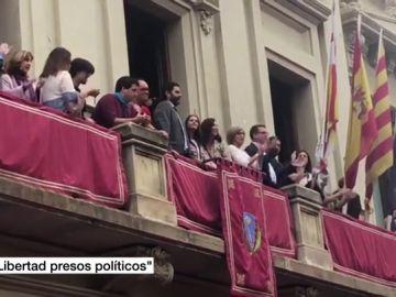 Imagen de Inés Arrimadas en Barcelona
