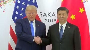 Guerra comercial entre Estados Unidos y China