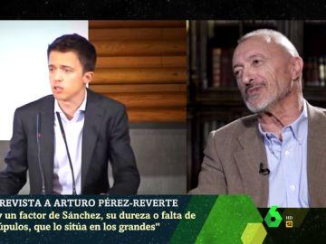 Arturo Pérez Reverte, en laSexta Noche