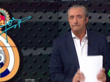 """Josep Pedrerol: """"¿Se puede garantizar la seguridad en el Clásico? No"""""""