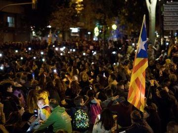 Manifestación en Lleida este miércoles