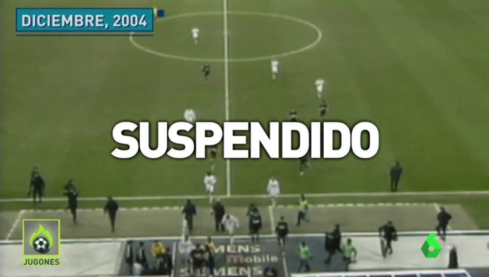 """Los otros partidos aplazados por """"causa de fuerza mayor"""" en el fútbol"""
