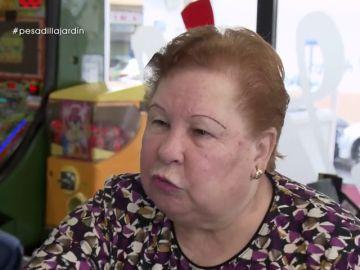 """La espontaneidad de la madre de Feli conquista a Chicote: """"¿Ha hecho usted régimen? Porque yo le veía en la tele y ¡madre mía!"""""""