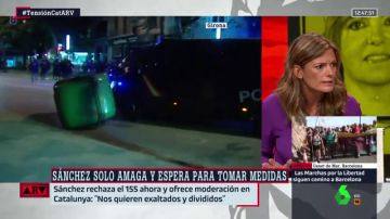 La periodista Pilar Gómez
