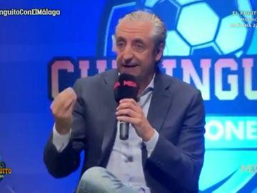 """Josep Pedrerol estalla: """"¿'El Chiringuito' puede hablar con el jeque y el alcalde de Málaga no?"""""""