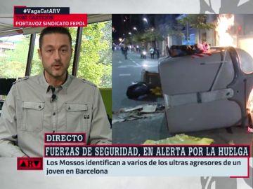 Toni Castejón en Al Rojo Vivo