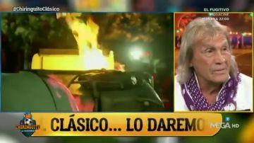 """Gatti no da crédito ante la situación en Cataluña: """"Pensaba que estábamos en Argentina"""""""