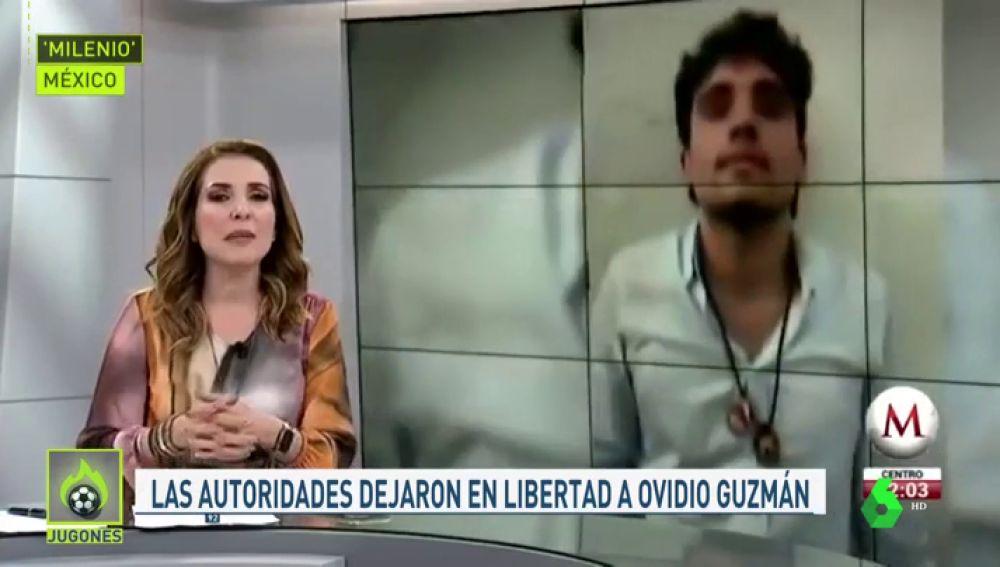 Liberan al hijo del 'Chapo' Guzmán tras la lucha entre narcos y policía que obligó a suspender el partido entre Dorados y Atlante
