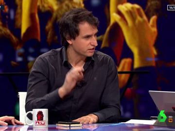 Lluís Orriols en Al Rojo Vivo